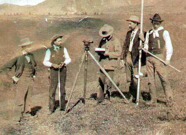 Land Surveying History Oxford Land Surveying